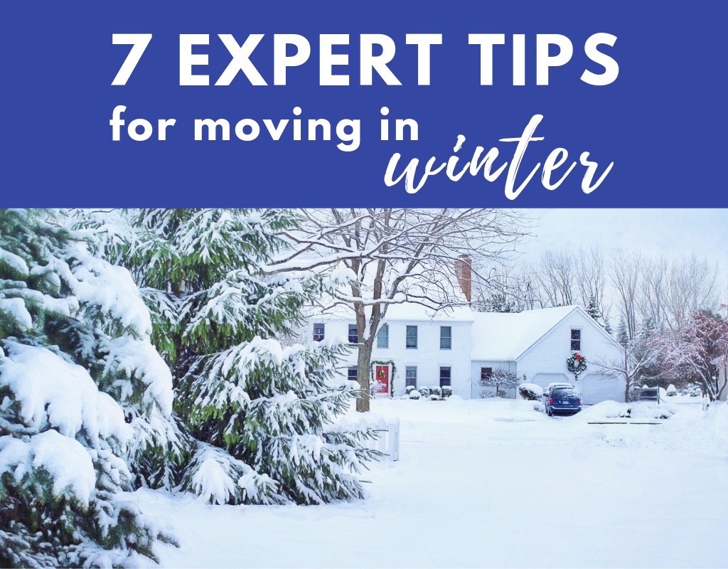 7 Tips for Moving in Winter