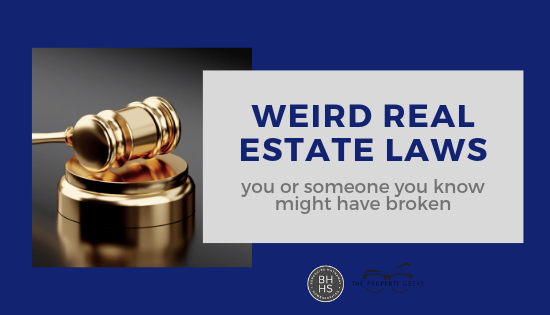 Weird Real Estate Laws